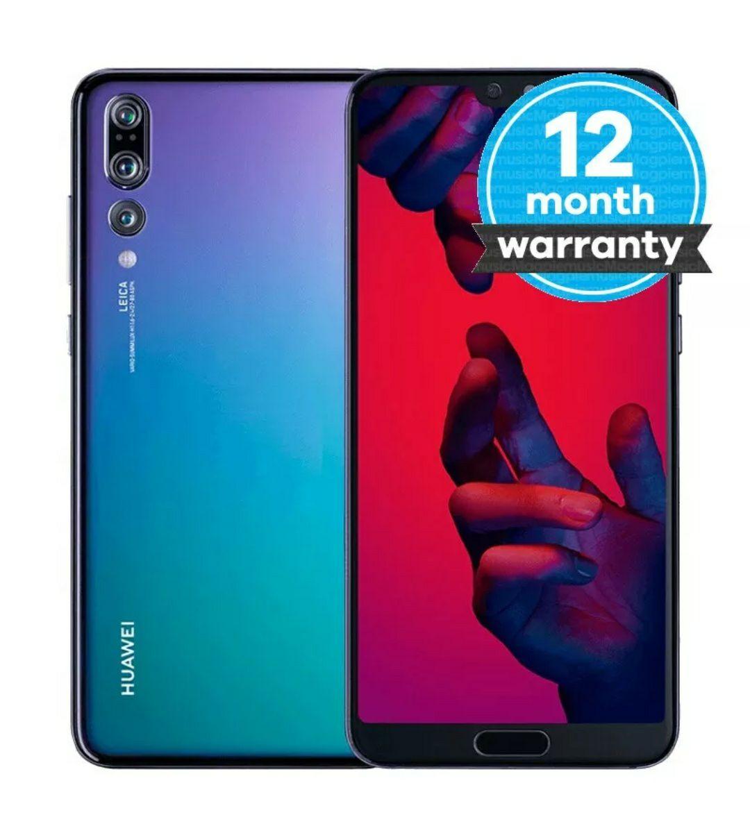 Huawei P20 Pro 128GB Twilight Vodafone Good Condition Smartphone - £170.99 @ Music Magpie / Ebay
