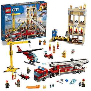 LEGO 60216 City Fire Downtown Fire Brigade - £52.50 Delivered - Amazon