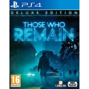 Those Who Remain Deluxe Edition - £14.95 delivered at The Game Collection