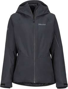 Marmot Wm's Refuge Jacket, Hardshell Snow Jacket, Ski- and Snowboard Wear, Windproof, Waterproof, Breathable - size M only - £40.69 @ Amazon