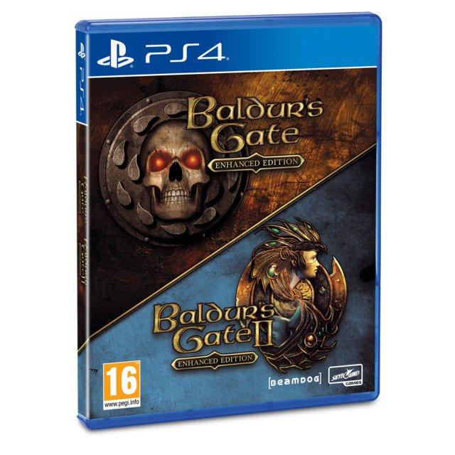 Baldur's Gate I & II Enhanced Edition (PS4) for £11.85 delivered @ Base