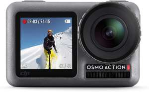 DJI Osmo Action camera with free osmo action charging kit - £229 @ Jessops