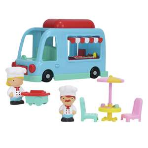 Chad Valley Tots Town Food Truck Playset - £7.50 Using Click & Collect @ Argos