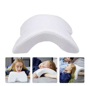 QCZX Memory Foam U-shaped pillow & extra pillow case for £13.08 delivered @ AliExpress Deals / SUFEILE Store
