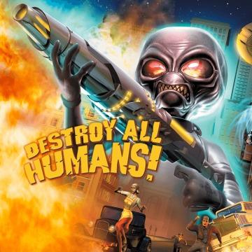 Destroy All Humans! / Destroy All Humans! 2 £4.79 each @ Playstation Network
