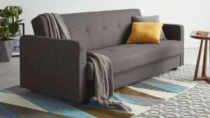 Chou Click Clack Sofa Bed with Storage £324 delivered at MADE.com