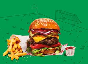 Football's back, enjoy it with 15% off Just Eat (Account Specific)