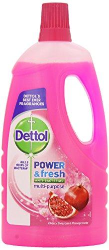 Dettol Power and Fresh Floor Cleaner, Cherry Blossom - £1.23 (+£4.49 Non-Prime) @ Amazon