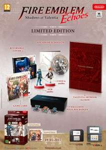 Fire Emblem Echoes Shadows of Valentia Limited Edition - £52.99 at Game
