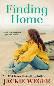 Finding Home by Jackie Weger - Free for Kindle @ Amazon