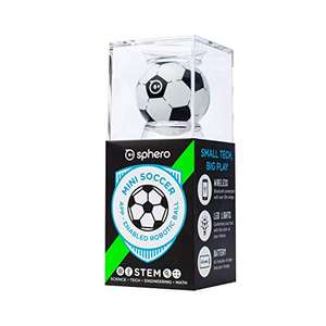Sphero Mini Soccer: App-Controlled Robot Ball,STEM Learning & Coding Toy £24.95 delivered at Amazon