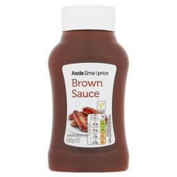 Smart price brown sauce £0.16 @ Asda (Milton Keynes)