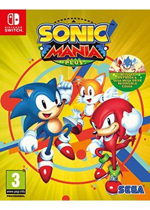 Sonic Mania Plus (Nintendo Switch) £18.85 @ base.com