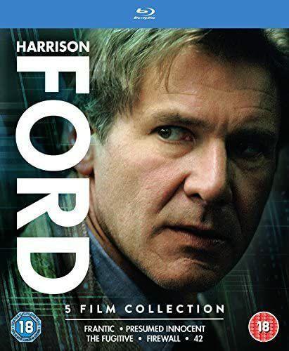 Harrison ford Collection blu ray £12.59 prime (£2.99 p&p non prime) @ amazon