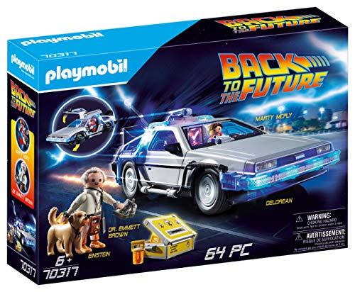 Playmobil 70317 Back to the Future© DeLorean £43.23 delivered at Amazon