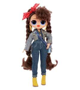 Lol Surprise OMG fashion doll busy bb £16 @ Argos - Free click and collect