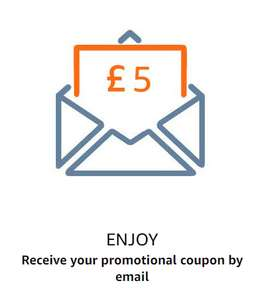 £5 off £25 Amazon Coupon for creating an Amazon Wish List with at least three qualifying items (invite only)