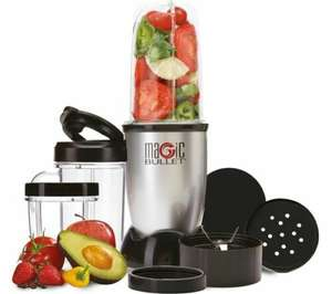 Nutribullet Magic Bullet 11 Piece Nutritional Blender for £29.74 delivered (with code) @ Currys / eBay