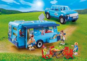 Playmobil FunPark Pickup with Camper - £21.50 Delivered @ Playmobil