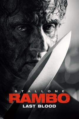 Rambo: Last Blood (4K) £2.90 / Rambo 1-4 £10.45 @ iTunes Canada