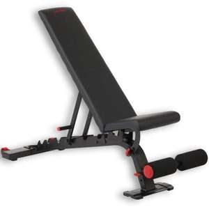 DOMYOS Reinforced Flat/Inclined Weights Bench £129.99 Decathlon + £6.99 delivery / free click & collect