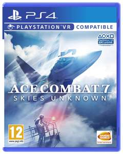 Ace Combat 7: Skies Unknown (PS4 / PSVR) - £16.95 Delivered @ The Game Collection