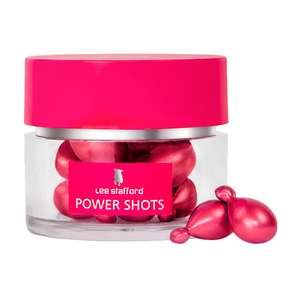 Lee Stafford Power Shots - £14.99 each or 3 for £15 + £1.50 Click and Collect / £3.50 delivery @ Boots Shop