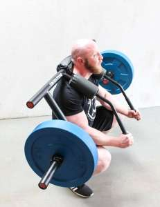 Olympic Cambered Spider Bar - Preorder £199.99 @ Strength Shop