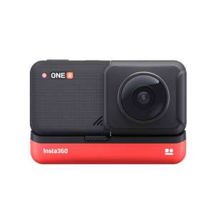 Insta360 One R Twin Edition 360 Degree Camera and 4K Action Camera £399 at Harrison Cameras