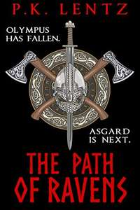 The Path of Ravens: An epic fantasy adventure steeped in Norse & Greek myth FREE Kindle Ebook @ Amazon