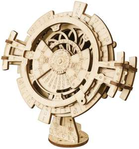 ROBOTIME Perpetual Calendar Model Kit £21.24 - Sold by Robotime and Fulfilled by Amazon