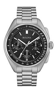 Bulova Men's Analogue Quartz Watch with Stainless Steel Strap 96B258 - £319.21 delivered at Amazon US