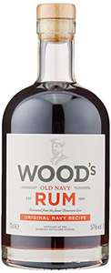 Woods Old Navy Rum, 70 cl. 57% £20 @ Amazon