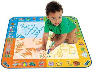 Aquadoodle Classic Large Water Doodle Mat now £14.50 free Prime delivery (+£4.49 Non Prime) @ Amazon