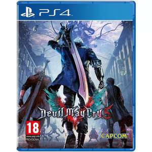 Devil May Cry 5 [PS4] - £12.59 With Code Delivered @ MyMemory