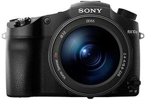Sony Cyber-SHOT DSC-RX10iii (Eligible for £200 cashback) - £829.38 @ Amazon