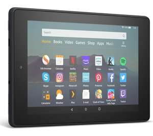 "AMAZON Fire 7"" IPS Tablet (2019), 16GB, (3 colours) - £36.79 with code at Currys/ebay (32GB at £45.99)"