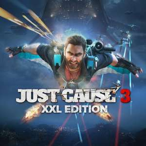 [Steam] Just Cause 3: XXL Edition (PC) - £2.80 @ Greenman Gaming