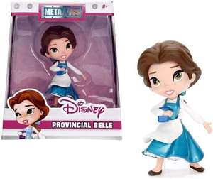 Belle in blue and yellow dress collectible figures £4.99 each in B & M