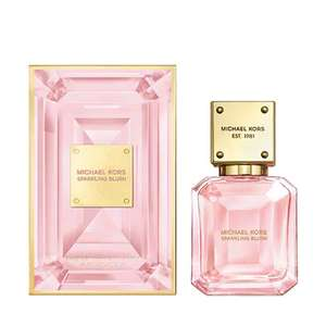 Michael Kors Sparkling Blush 30ml Eau De Parfum for her now £20.69 with Free Delivery from The Perfume Shop