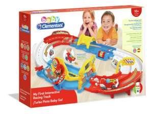 Baby Clementoni Race Track - £15 + free Click and Collect @ Argos