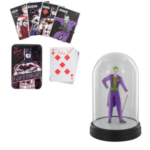 Joker Light & Playing Cards bundle for £21.98 delivered @ Zavvi.com