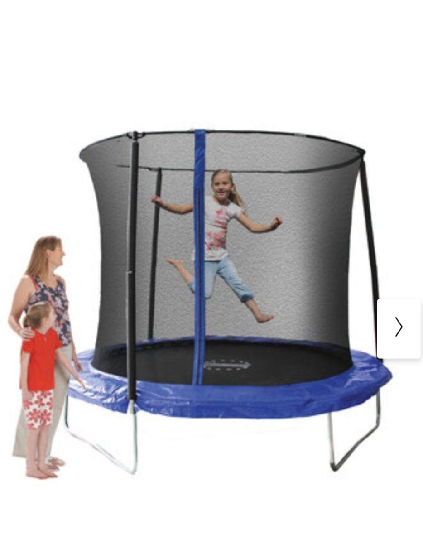 8 ft trampoline £79.99 @ Lidl