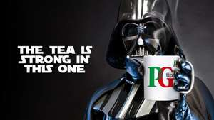 PG Tips 240 Teabags boxes are 4 for £10 @ Farmfoods