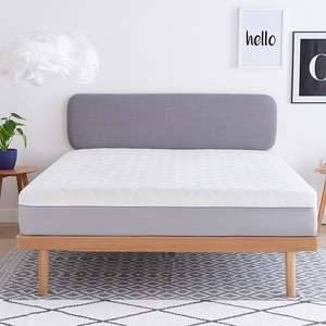 Dormeo well sleep mattress 70% off single £179, double £229, king £279 and super king £329 @ Ideal World