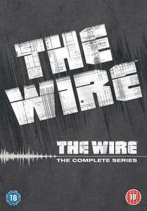 The wire complete series DVD boxset (24 discs) Used - £13.29 Delivered @ Musicmagpie