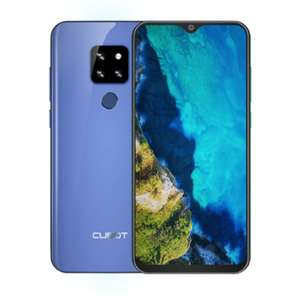 "Cubot P30 Blue 6.3"" 64GB 4G Dual SIM Unlocked & SIM Free 4GB Smartphone - £99.97 delivered @ Laptops Direct"