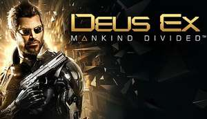 [Steam] Deus Ex: Mankind Divided (PC) - £2.55 / Digital Deluxe Edition Inc Season Pass - £3.82 @ Green Man Gaming