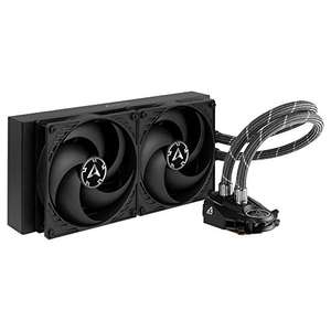 ARCTIC Liquid Freezer II 280 PC AIO (All in One) CPU Water Cooler, Compatible with Intel & AMD sockets - £89.99 @ Amazon