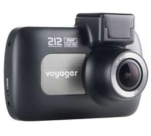 Voyager Systems 1080p Dash Cam - £14.99 instore @ Aldi, Yarm